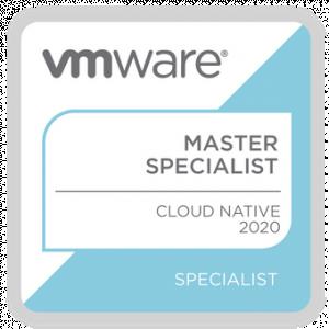 VMware Certified Master Specialist - Cloud Native 2020