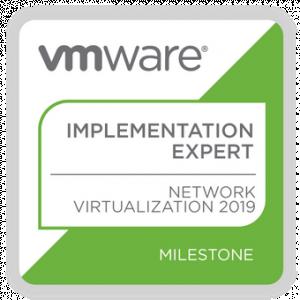 VCIX: VMware Certified Implementation Expert 2019 - Network Virtualization